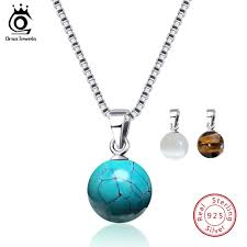 <b>ORSA JEWELS</b> Authentic 925 Sterling Silver Necklaces&Pendants ...