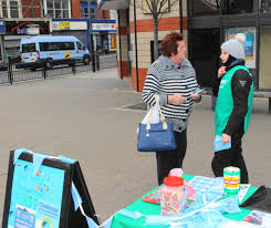 coastal champions boat tour north shields promotion in hartlepool we had a great response at hartlepool today where we were asking local people to sign our bunting in suport for local sustainable fishing and informing