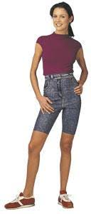 <b>Антицеллюлитные шорты с эффектом</b> сауны Jeans Ciclista ...