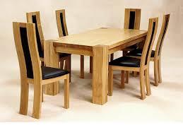 dining sets amish oak image of slated back oak dining chairs