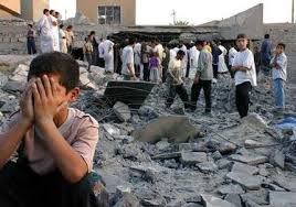 Iraq death war fighting bible
