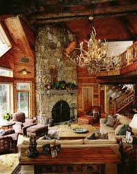 home decorating ideas cabin