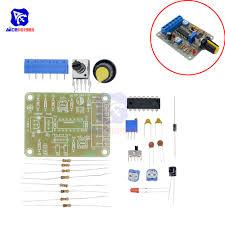 diymore <b>ICL8038 Monolithic Function</b> Adjustable Signal Generator ...