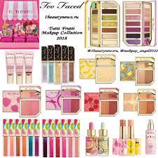 Новая коллекция макияжа Too Faced Tutti Frutti Makeup Collection ...