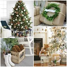 Rustic Natural & Neutral <b>Christmas</b> Style <b>Series</b> | The Happy Housie