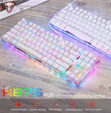 <b>Motospeed</b> K87S ABS USB2.0 Wired Mechanical Keyboard with ...