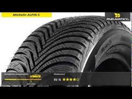 Srovnání letních, celoročních a zimních pneumatik - YouTube