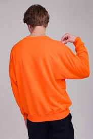 <b>Толстовка WATAGA</b> Индустрия WSO-002 Оранжевый, заказать ...