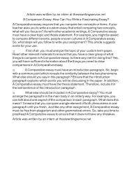 cover letter compare essay example comparison essay example free        cover letter cover letter template for compare essay examples comparative introduction example application dear sir xcompare