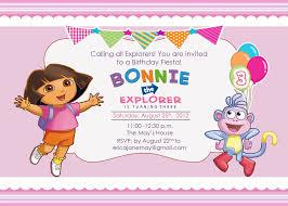 printable gymnastic birthday invitations drevio invitations dora the explorer birthday party invitations