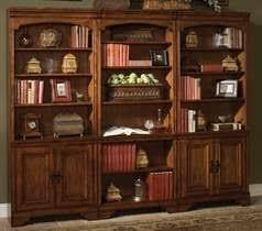 the newport home office bookcase set aspen home aspenhome home office e2