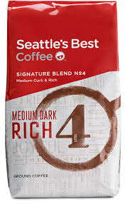 Image result for seattle's best coffee image