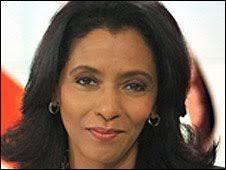 Zeinab Badawi has worked in UK broadcasting for 20 years - _47381316_47381281