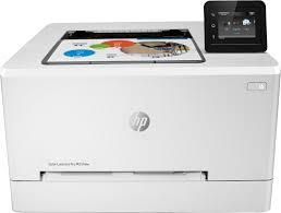 HP LaserJet Pro M254dw Wireless Color Laser Printer ... - Best Buy