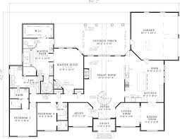 Bedroom Ranch House Plans With Walkout Basement   Home Redesign bedroom ranch house plans   walkout basement U GOvyus