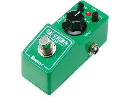 <b>Педаль эффектов</b> для электрогитары <b>Ibanez Tube</b> Screamer Mini ...