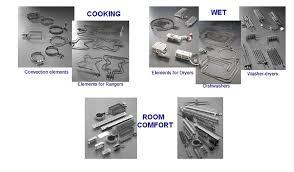 <b>Tubular Heating Elements</b> | Davidon Industries
