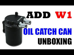 EBAY / AMAZON Oil Catch Can Review - YouTube