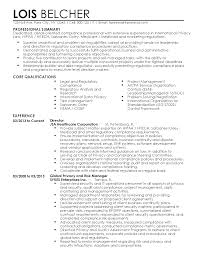 compliance engineer sample resume causal argument essay examples customer compliance manager resume professional resume for tina bunn page 1 10932