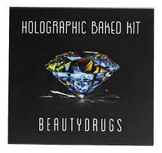 <b>Палетка теней-хайлайтеров Holographic Baked</b> Kit by Elya ...