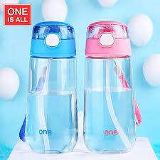 Online Shop 500ml My kids Water Bottle with Straw children ...