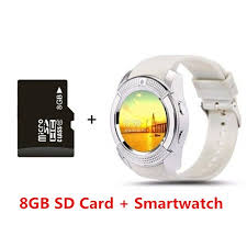 <b>V8 SmartWatch</b> Bluetooth <b>Smartwatch</b> Touch Screen Wrist <b>Watch</b> ...