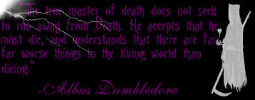 Dumbledore Quotes About Death. QuotesGram