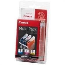 <b>Картридж Canon BCI</b>-<b>6</b> C/M/Y 4706A029