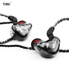 Newest <b>TRN X6 6BA</b> Driver Unit In Ear <b>Earphone</b> IEM 6 Balanced ...