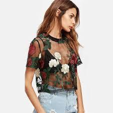 <b>women</b> wrap crop top rainbow stripe off shoulder colorful <b>sexy</b> t shirt ...