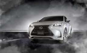 Заводской <b>обвес Modellista</b> для Lexus NX
