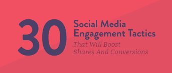 30 Social Media Engagement Tactics To Boost Shares And ...