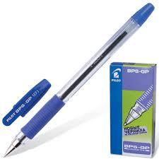 <b>Ручка</b> шариковая <b>Pilot</b> 0,5(0,25)мм BPS-GP-EF L резиновый упор ...