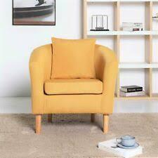 <b>Yellow Fabric Chairs</b> for sale | eBay
