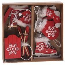 Купить <b>набор</b> новогодних <b>игрушек</b> в интернет магазине Зимняя ...