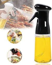 Edible Oil Spray Bottle Oil Spray Bottle Leak-proof Oil ... - Amazon.com
