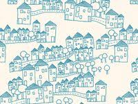 дома, города: лучшие изображения (90) | House drawing, House ...