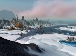 Борейская тундра - Игровая зона - World of Warcraft