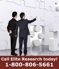 Elite Research is not your average dissertation coaching company  With more than    years of experience working with graduate schools and the passion to