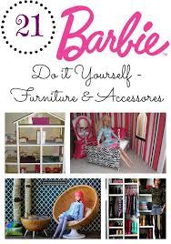 barbie 21 diy furniture and accessories barbie doll furniture patterns