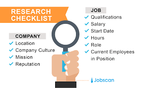 how to prepare for a job interview jobscan go a step further by using linkedin to learn about the work experience of current employees at the company how do you measure up