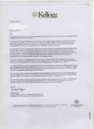 acceptance letters transcend admissions consultants kellogg acceptance