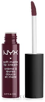 <b>NYX Professional Makeup</b> Soft Matte Lip Cream - <b>Жидкая</b> помада ...