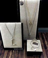 <b>UNOde50</b> бижутерия из сплава с серебряным покрытием ...