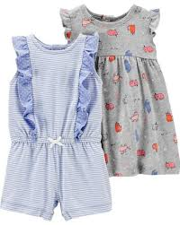 <b>Baby Girl</b> One Pieces | Carter's | Free Shipping