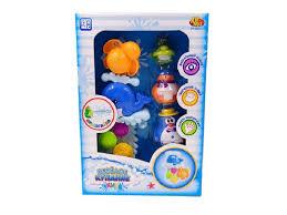 <b>Игрушка для ванной Abtoys</b>, Веселое купание с аксессуарами (5 ...