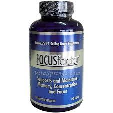 FOCUS factor Coupon