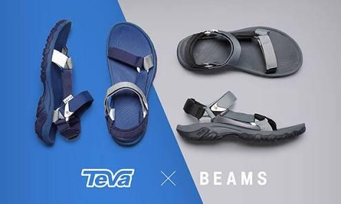 Teva×BEAMS  サンダル  ハリケーン XLT