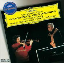 <b>Anne</b>-<b>Sophie Mutter</b>: <b>Mendelssohn</b> / Bruch: Violin Concertos - Music ...