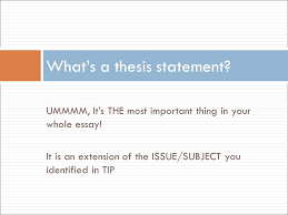 easy steps to a great thesis statement get out your notes on the  you know how to the prompt you know how to annotate your text now lets